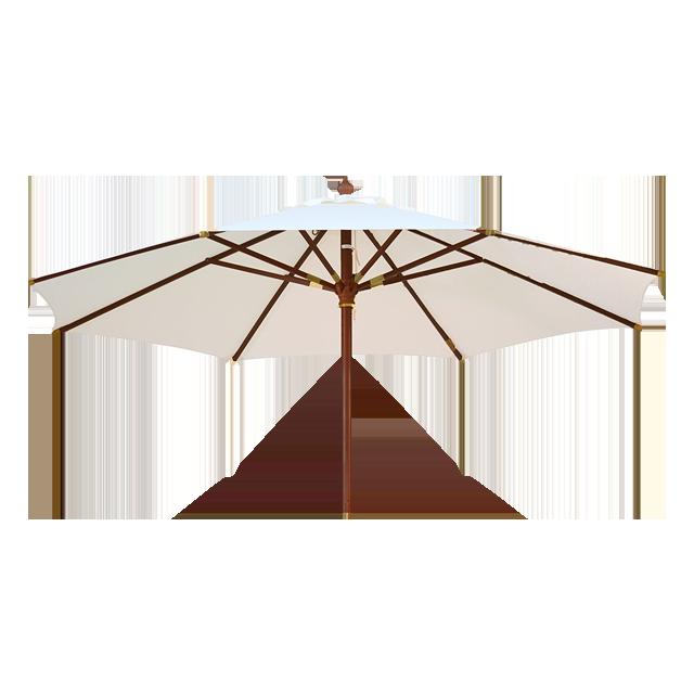 Großer Sonnenschirm