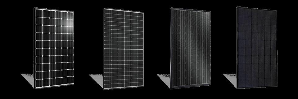 Solarmodule von Viessmann, Solarwatt, Bauer Solar, Winaico, LG, Sunpower, Qcells