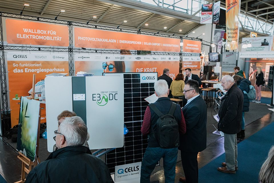 Professional Energy Consulting Messe