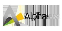 Logo Alpha ESS