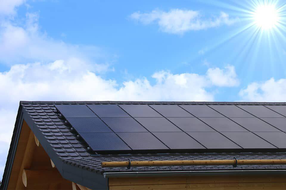 Q CELLS Solaranlage
