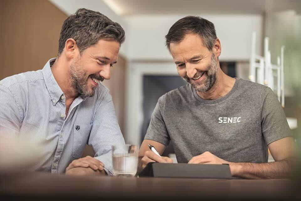 SENEC Top Stromspeicher 2018
