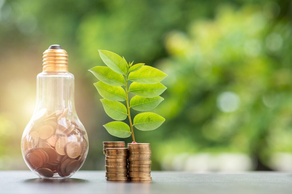 strom sparen lampe geld